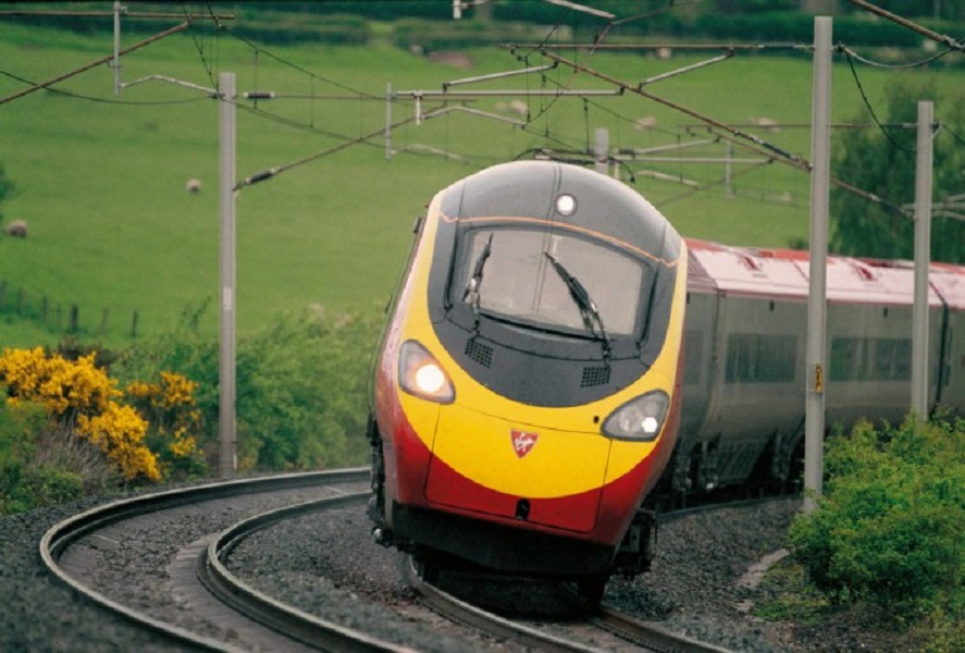 Virgin Trains sees surge in Anglo-Scottish rail travel