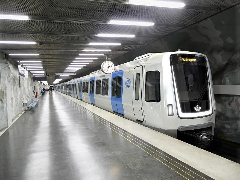 BOMBARDIER C30 MOVIA metro