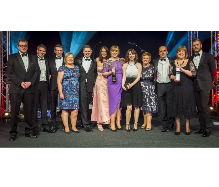 Virgin Trains Apprenticeship Development Scheme 2015 UK Rail Industry Awards