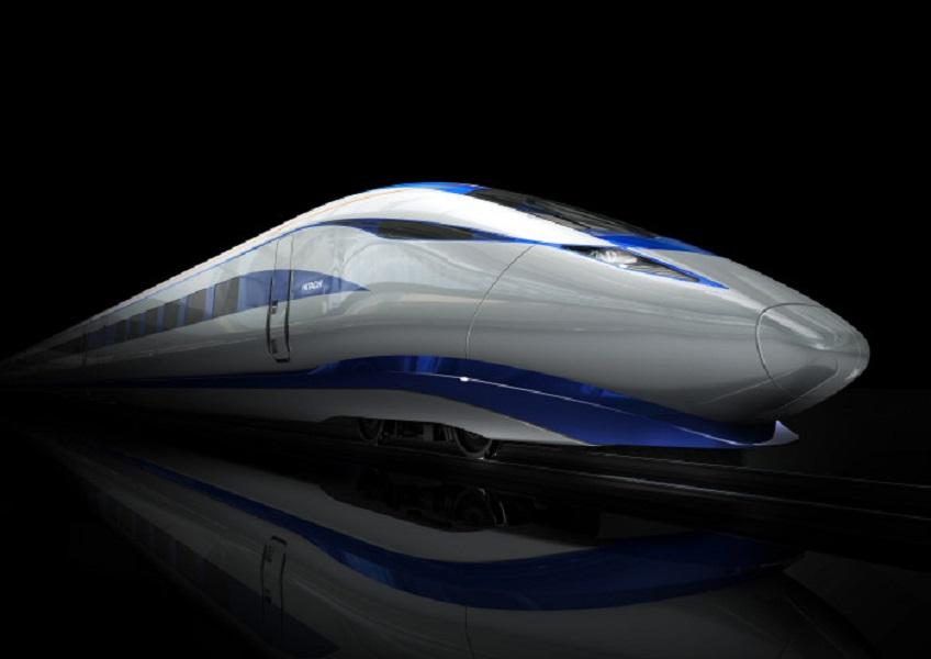 British bullet train