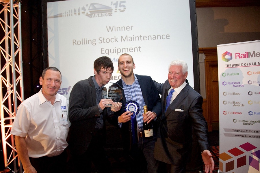Mechan Secures Industry Accolade