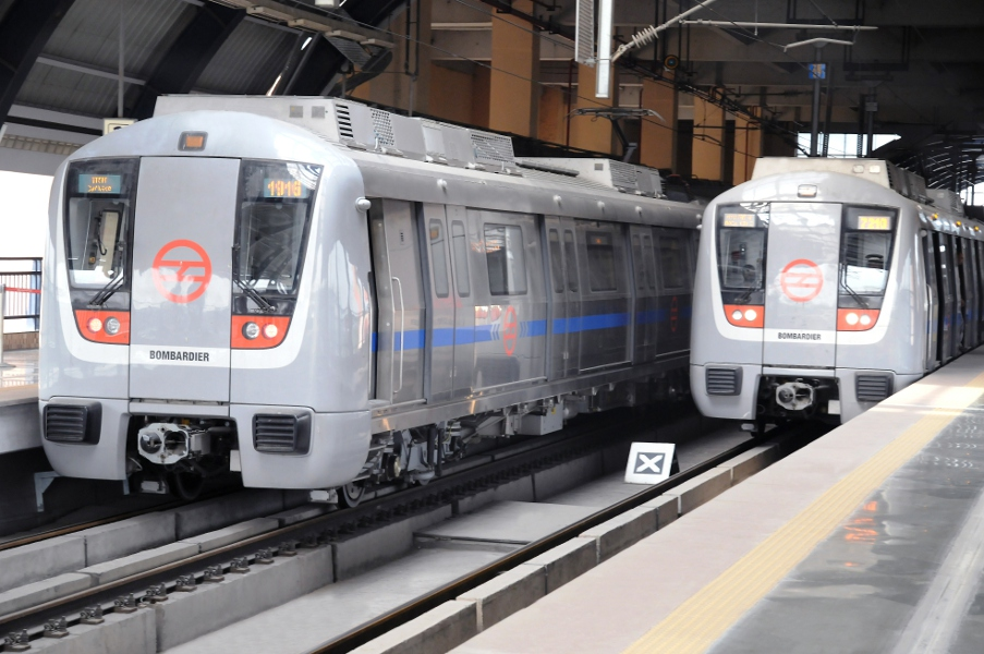 Dehli's latest order increases their MOVIA metro fleet to 776 vehicles, making one of the largest metro fleets in the world