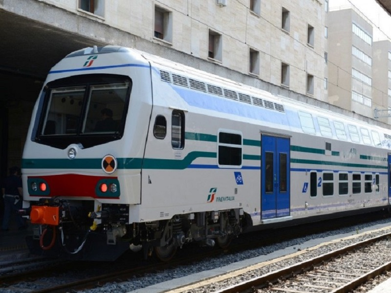 Hitachi Rail Italy S.p.A.(HRI) today announced that it had won an order worth 190 million euro from Trenitalia to supply new Vivalto regional trains