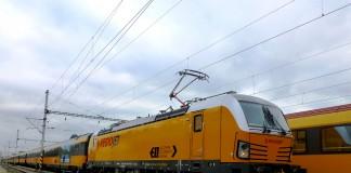 Vectron locomotive receives authorization for Slovakia
