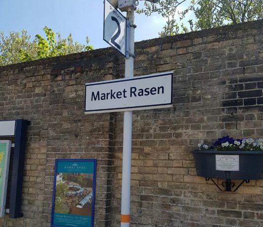 Market Rasen station