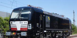 MRCE orders 20 additional Vectron locomotives