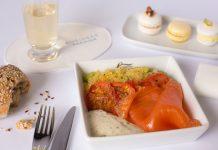 eurostar food