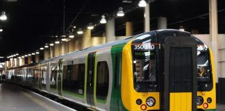 ​162 people ejected from Friday night London to Northampton service