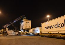 TX Logistik manages new intermodal connection Trieste-Gothenburg