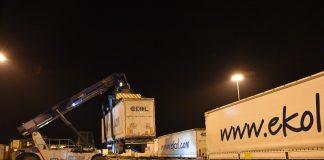 TX Logistik manages new intermodal connection Trieste-Gothenburg
